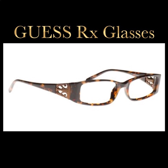 Guess Accessories - GUESS 💛 Rx Tortoise Shell Eyeglasses